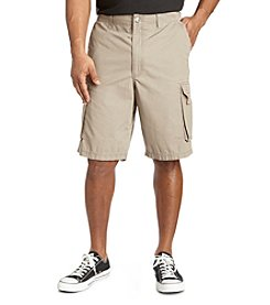 True Nation™ Men's Big & Tall Ripstop Cargo Short
