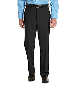 Gold Series® Men's Big & Tall Performance Plus Flat Front Pant