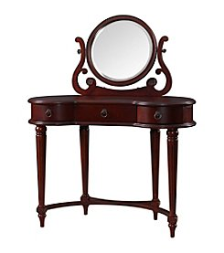 Powell® Empress Vanity & Mirror