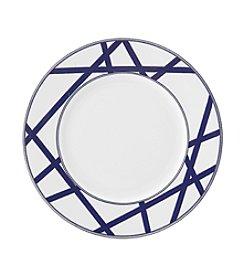 Mikasa® Cadence Cobalt Criss Cross Salad Plate