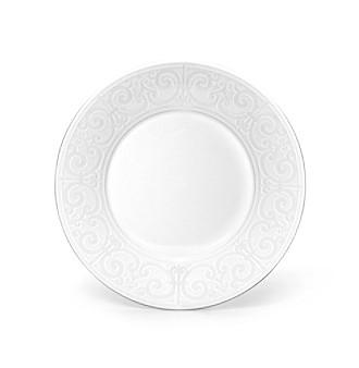 "Mikasa® Sutton White 11"" Dinner Plate"