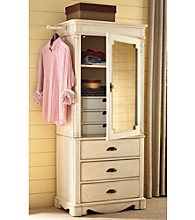 Universal Furniutre® River House Dressing Armoire in River Boat