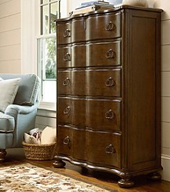 Universal Furniture® River House 5-Drawer Chest in River Bank Finish