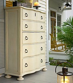 Universal Furniture® River House 5-Drawer Chest in River Boat