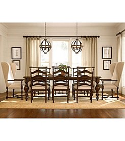 Universal Furniture® River House Dining Collection in River Bank Finish