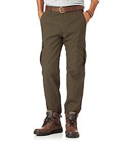 Chaps® Men's Dense Poplin Cargo Pant