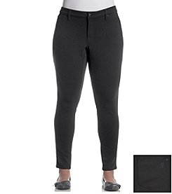 Jessica Simpson Plus Size Kiss Me Jegging Five Pocket Ponte Pant