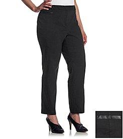 Prophecy Plus Size Slim Solution Trouser