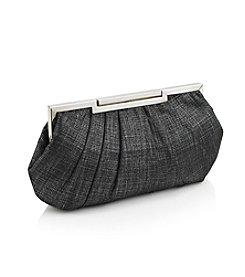 La Regale® Linen Framed Pouch