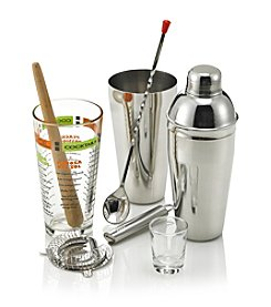 Libbey® Cool Cocktails 9-pc. Mixologist Set