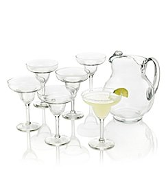Libbey® 7-pc. Cancun Margarita Set