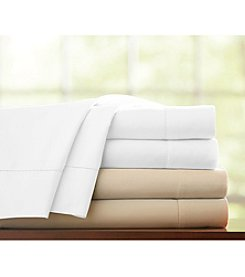Pointehaven 1,000-Thread Count Pima Cotton Sheet Set