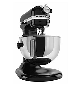KitchenAid® Professional 5 Plus Series 5-qt. Onyx Black Bowl-Lift Stand Mixer