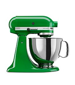 KitchenAid® Artisan Canopy Green 5-qt. Stand Mixer + $50 Cash Back by Mail see offer details
