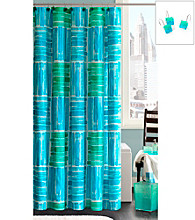 Madison Park® Seaglass Shower Curtain