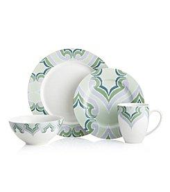 Oneida® Amber Green 16-pc. Dinnerware Set