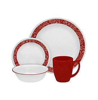 livingware bandhani dinnerware set