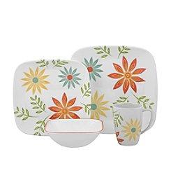 Corelle® Square Happy Days 16-pc. Dinnerware Set