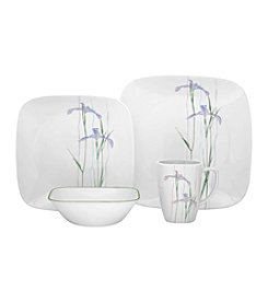 Corelle® Square Shadow Iris 16-pc. Dinnerware Set