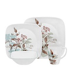 Corelle® Square Twilight Grove 16-pc. Dinnerware Set