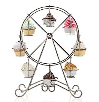 Godinger® Ferris Wheel 8-pc. Cupcake Holder