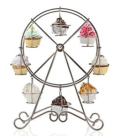 Godinger® Ferris Wheel 8-pc. Cupcake Holder