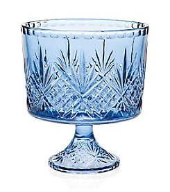 Godinger® Dublin Colors Blue Trifle Bowl