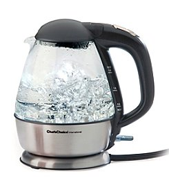 ChefsChoice® Cordless Electric Glass Kettle