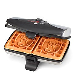ChefsChoice® Classic WafflePro with Deer Head Shape