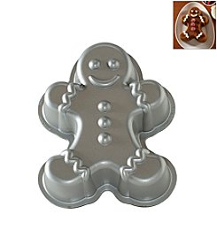 Nordic Ware®  Gingerbread Man Pan