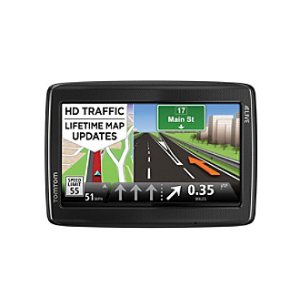 "TomTom® GO LIVE 1535M 5"" GPS with Built-In Bluetooth, HD Traffic & Lifetime Maps"