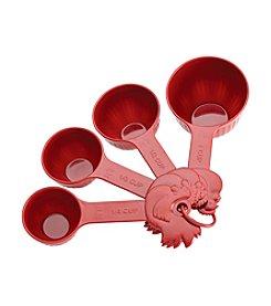 Paula Deen® 4-pc. Red Pantryware Measuring Cups