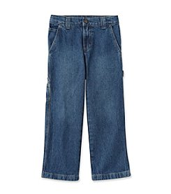 Ruff Hewn Boys' 2T-7 Medium Wash Carpenter Jeans