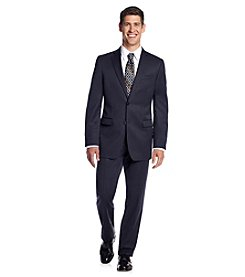 DKNY® Men's Navy Slim-Fit 2-Button Twill Suit