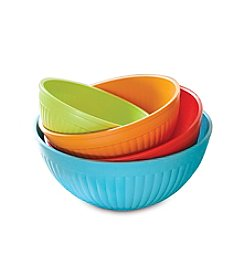Nordic Ware® 4-pc. Prep and Serve Mixing Bowl Set