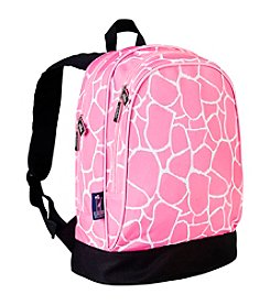 Wildkin Pink Giraffe Sidekick Backpack