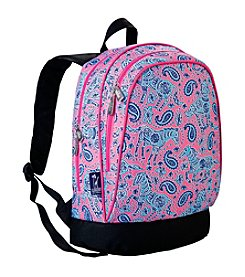 Wildkin Watercolor Ponies Pink Sidekick Backpack