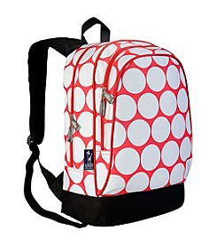 Wildkin Big Dot Red & White Sidekick Backpack