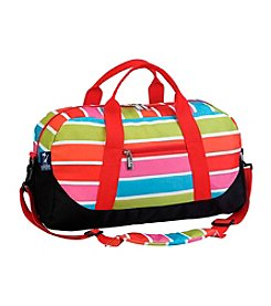 Wildkin Bright Stripes Duffel Bag