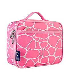 Wildkin Pink Giraffe Lunch Box