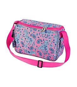 Wildkin Watercolor Ponies Pink Lunch Cooler