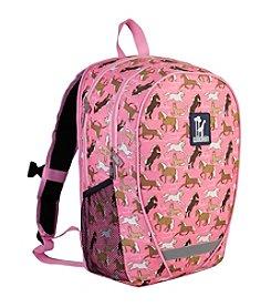 Wildkin Horses in Pink Comfortpack Backpack