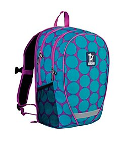 Wildkin Big Dot Aqua Comfortpack Backpack