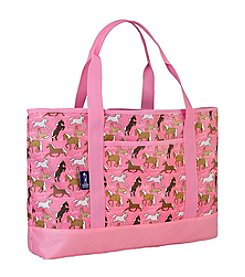 Wildkin Horses in Pink Tote