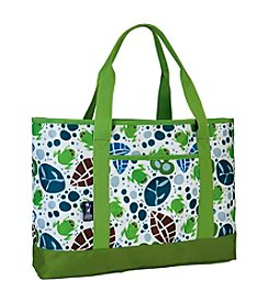Wildkin Lily Frogs Tote