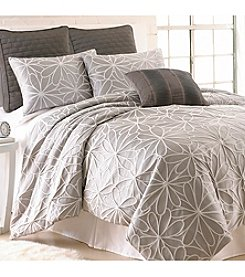 Kate 8-pc. Jacquard Comforter Set by Colonial Home Textiles