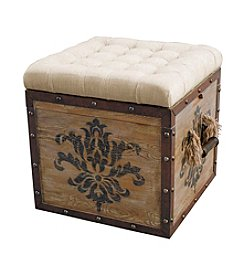 Pulaski Accentrics Brownley Ottoman