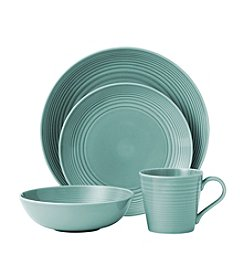 Gordon Ramsay Maze Teal by Royal Doulton® 4-pc. Place Setting