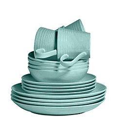 Gordon Ramsay Maze Teal by Royal Doulton® 16-pc. Dinnerware Set
