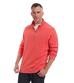 Tommy Bahama® Men's Coral Reef Long Sleeve Antigua Half-Zip Sweatshirt
